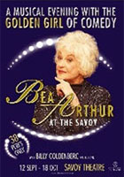Bea Arthur at the Savoy